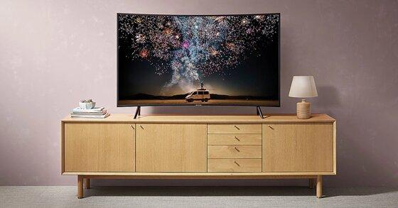 Samsung UHD UA49RU7300KXXV 49 inch – Chiếc smart tivi 4K màn hình cong đứng trên đỉnh phân khúc tầm trung!