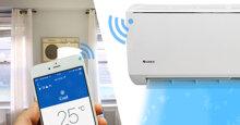 Sẵn sàng chi thêm 1 – 2 triệu để mua điều hòa Wifi cho mùa nóng tại sao không ?