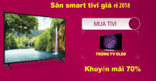 """Săn smart tivi giá """"hạt rẻ"""" như thế nào ? Cách chọn smart tivi cho chất lượng tốt làm sao ?"""