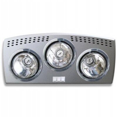 Sảng khoái khi tắm với đèn sưởi nhà tắm Heizen HE-3B176