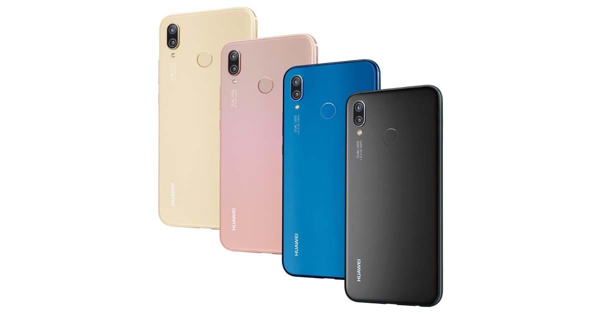 Sắp ra mắt điện thoại giá rẻ Huawei P20 Lite cực chất