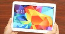 Sắp ra mắt máy tính bảng cao cấp Samsung Galaxy Tab 4