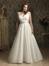 Những mẫu váy cưới tuyệt đẹp dành cho cô dâu đầy đặn