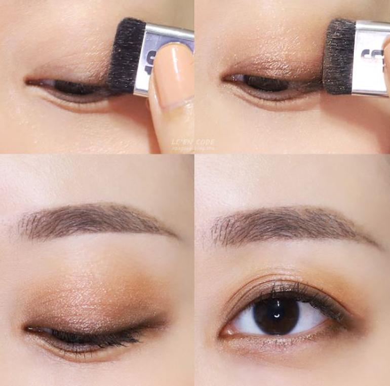 Phấn mắt 16 Brand Eye Magazine All About Eye