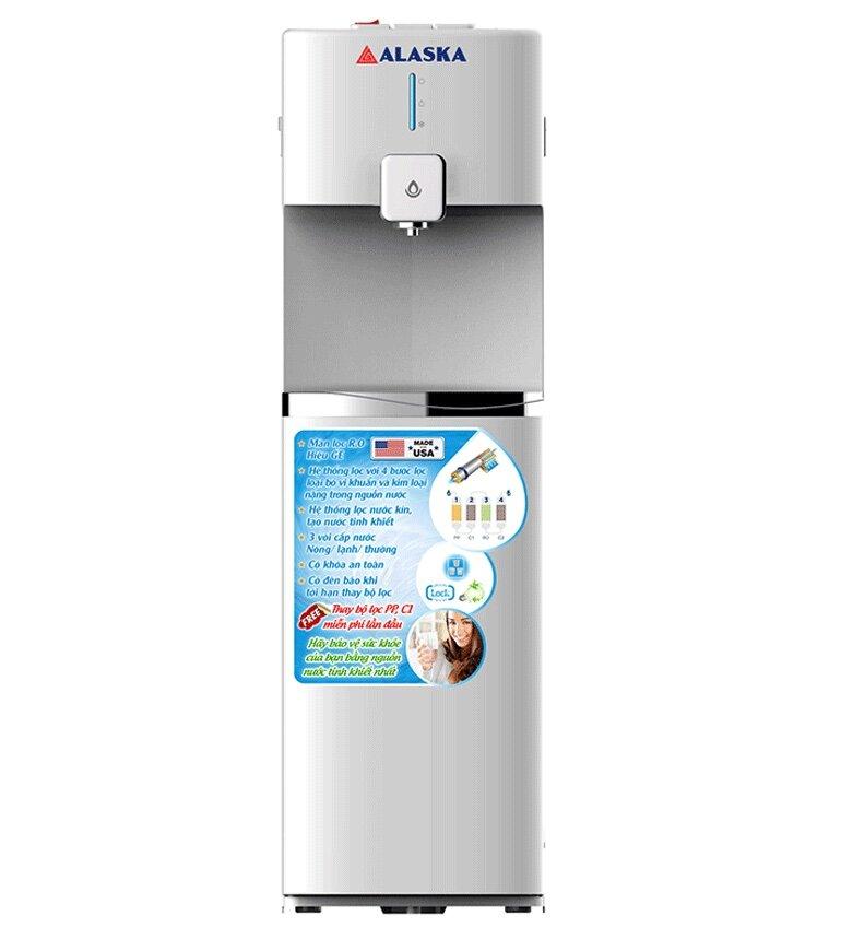 Bình lọc nước nóng lạnh phù hợp mọi điều kiện thời tiết