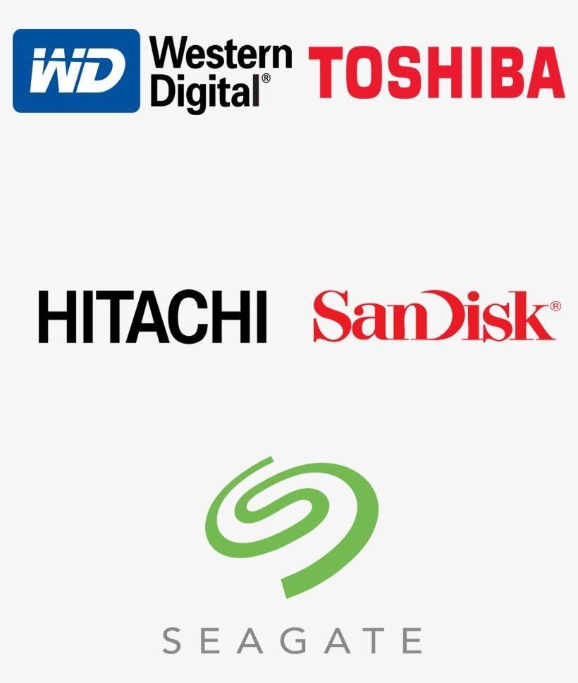 Có những thương hiệu ổ cứng HDD 1TB nào