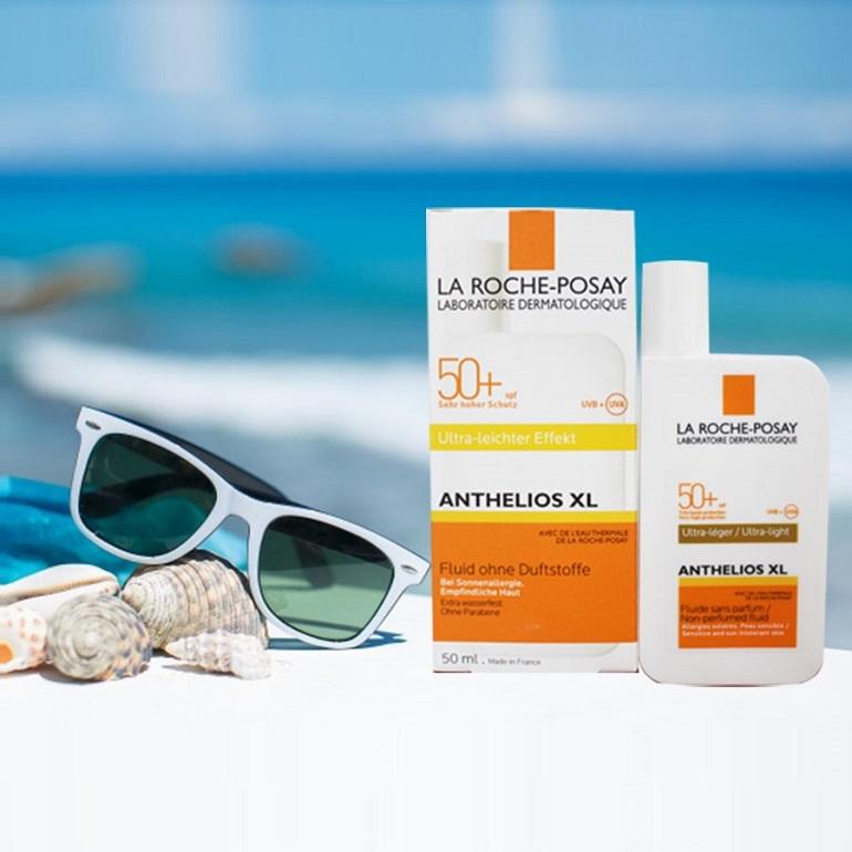 Kem chống nắng La Roche-Posay Anthelios Pocket SPF 50+
