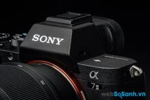 Điểm danh 5 mẫu máy ảnh không gương lật tốt nhất của hãng Sony