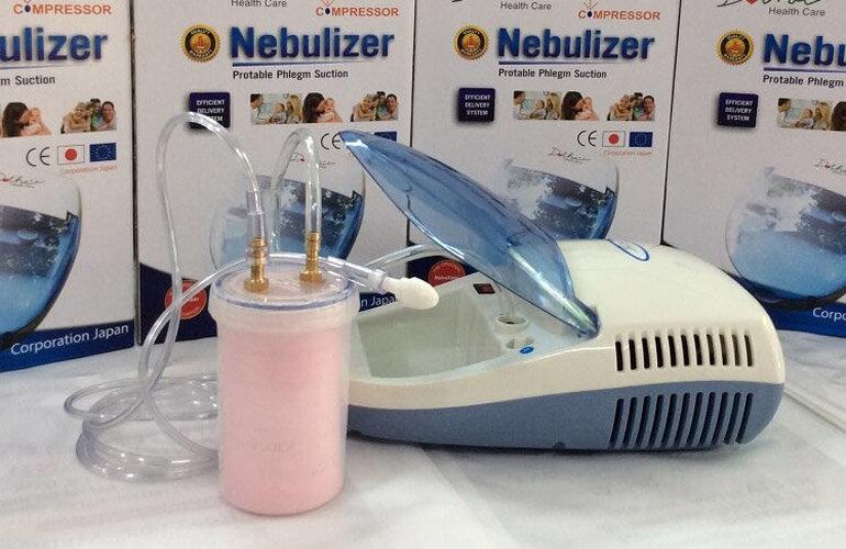 Máy hút mũi trẻ em chạy điện