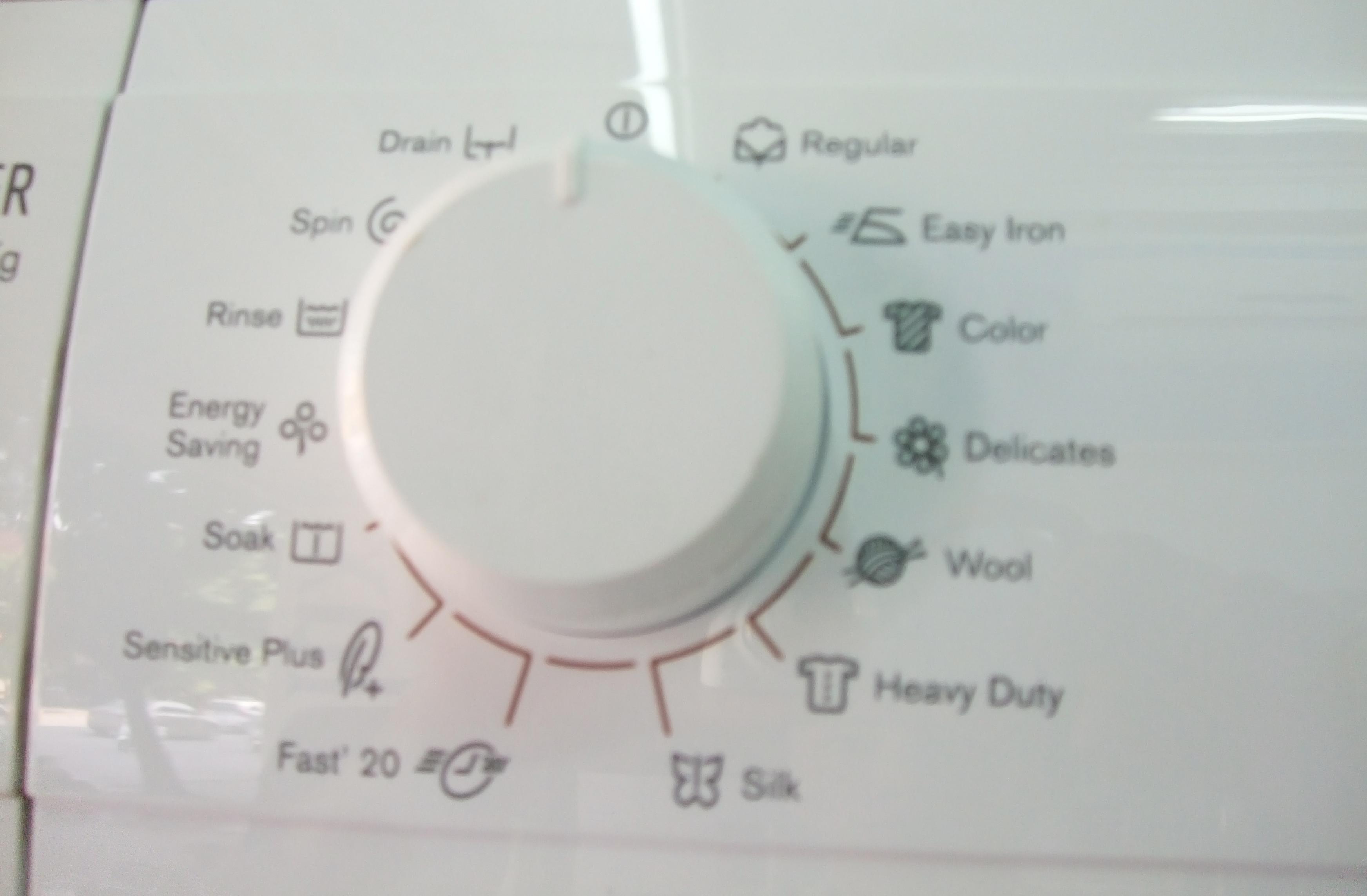 14 chế độ giặt thông minh