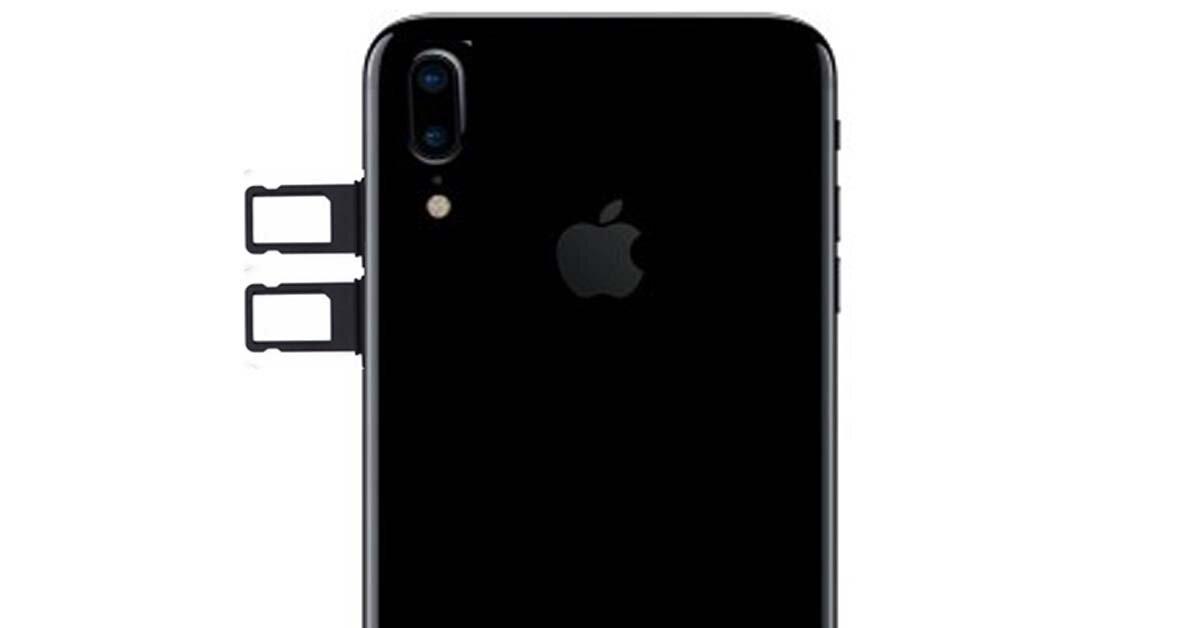 Sẽ có iPhone trang bị sim kép ra mắt trong năm 2018