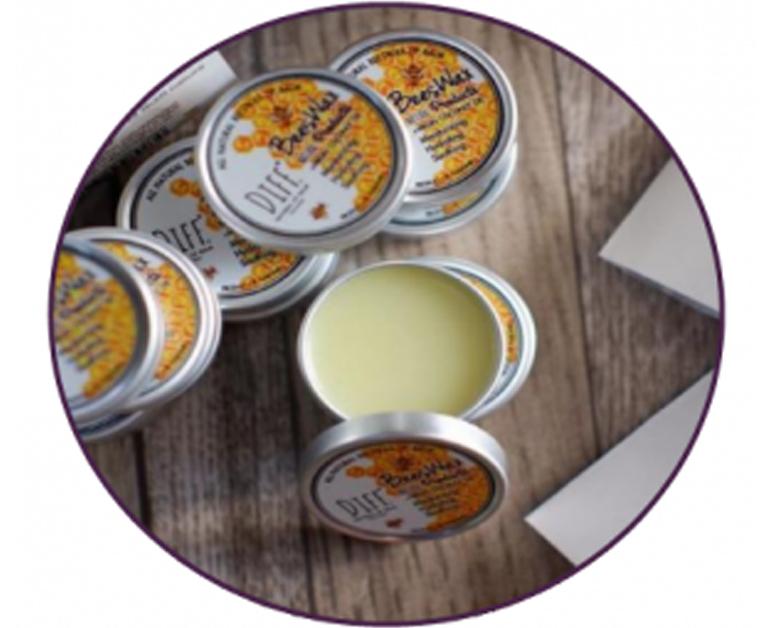 Son dưỡng sáp ong Diff của Thái Lan