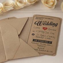 8 lưu ý khi chuẩn bị thiệp cưới