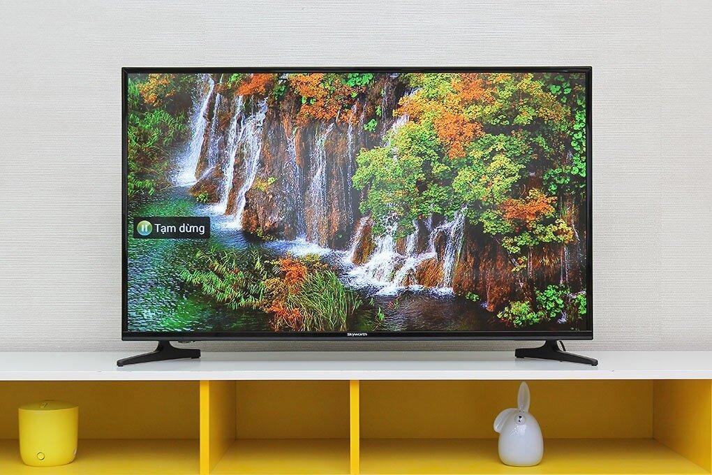 Kho ứng dụng đa dạng phong phú trên TV 4K Skyworth
