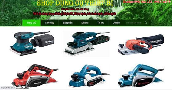 Shop Dụng Cụ Thiết Bị - Đơn vị uy tín trong lĩnh vực phân phối thiết bị dụng cụ cầm tay