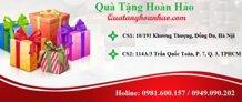 Shop quà tặng giá rẻ ở Hà Nội và TPHCM – Quà Tặng Hoàn Hảo