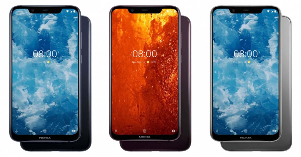 Siêu phẩm Nokia 8.1 mới ra mắt giá bao nhiêu tiền? Có gì khác với Nokia 8 cũ?