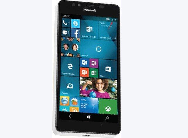 Siêu phẩm Windows Phone Lumia 950 hé lộ ảnh thực tế