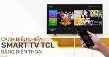 Smart tivi có điều khiển bằng smart phone được không ?