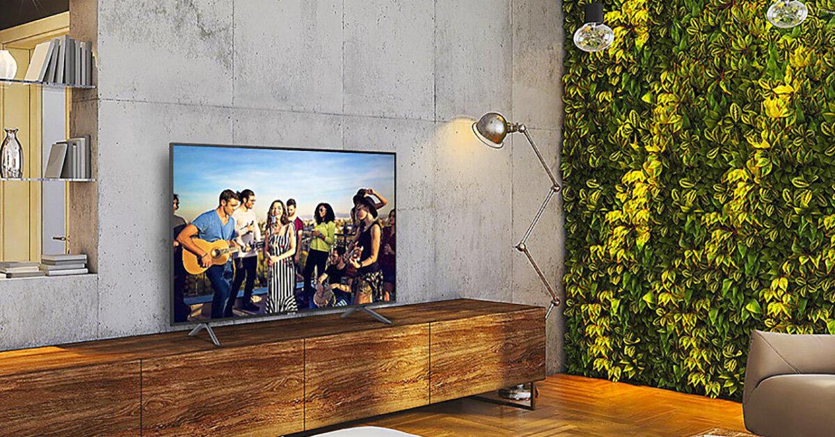 Smart tivi có kích thước màn hình lớn ra mắt hàng loạt – Cơ hội hay thách thức của ngươi tiêu dùng trong năm 2018