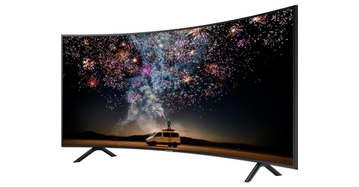 Smart Tivi Cong Samsung 49 inch 49NU7300, 4K UHD – Thanh lịch, sang trọng!