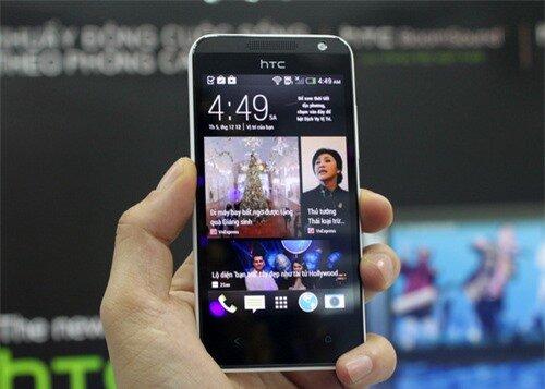 Smartphone chạy Sense 5 rẻ nhất của HTC về VN