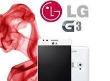 Smartphone G3 mới của LG: Bước ngoặt mới cho thị trường smartphone