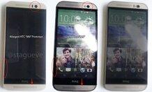 Smartphone HTC One M9 lộ hình ảnh thực tế