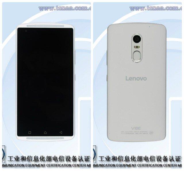 Smartphone tầm trung Lenovo Vibe X3 sử dụng camera khủng cùng nhiều nâng cấp thú vị