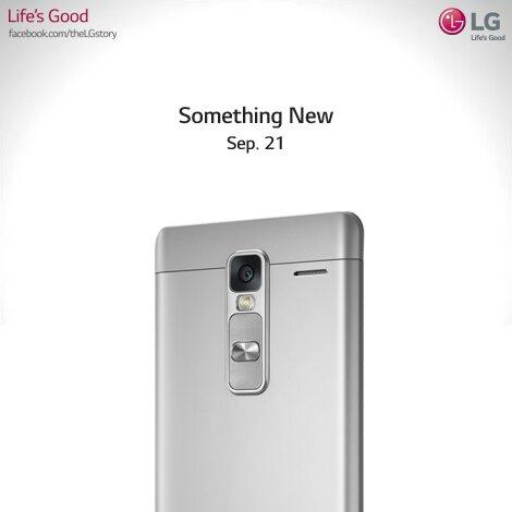 Smartphone tầm trung LG Class: màn hình Full HD 5.7 inch, chip lõi 8, Ram 2 GB