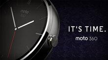 Smartwatch của Motorola đã có giá bán chính thức