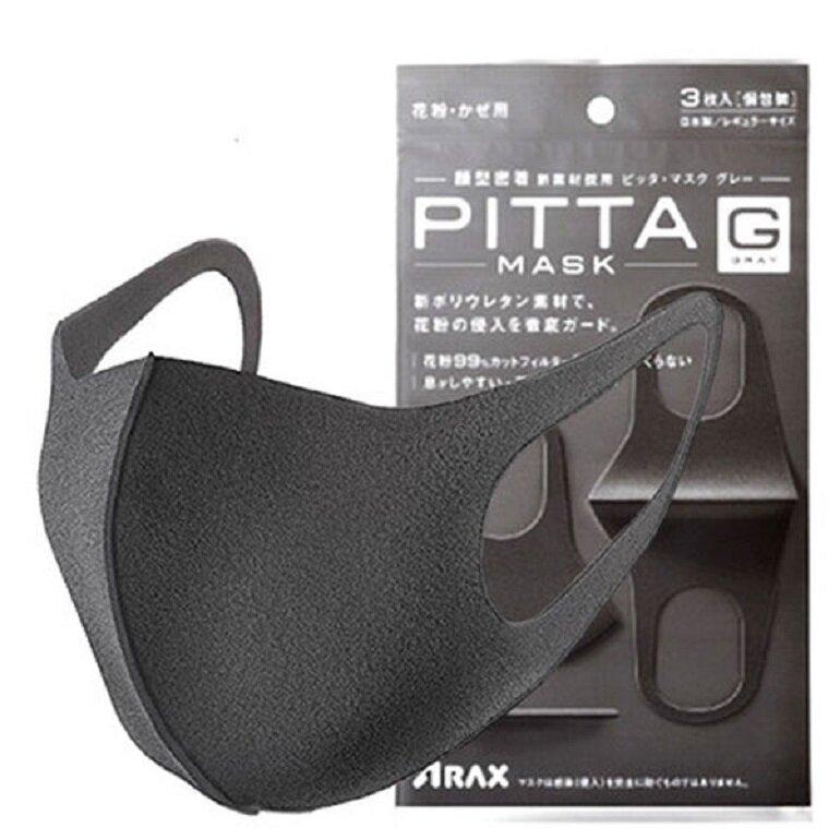 khẩu trang Pitta Nhật co dãn tốt
