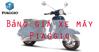 Bảng giá xe máy Piaggio chính hãng mới nhất tháng 10/2018