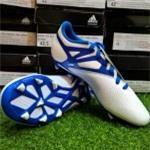 Adidas Messi 15.3 FG-AG White- Prime Blue- Core Black B34360 (1)