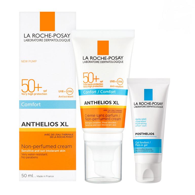 Kem chống nắng toàn thân La Roche-Posay Anthelios XL Lotion Comfort