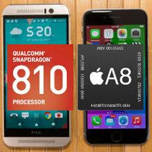 Snapdragon 810 có hiệu năng kém ổn định nhất trong các chip xử lý hiện nay