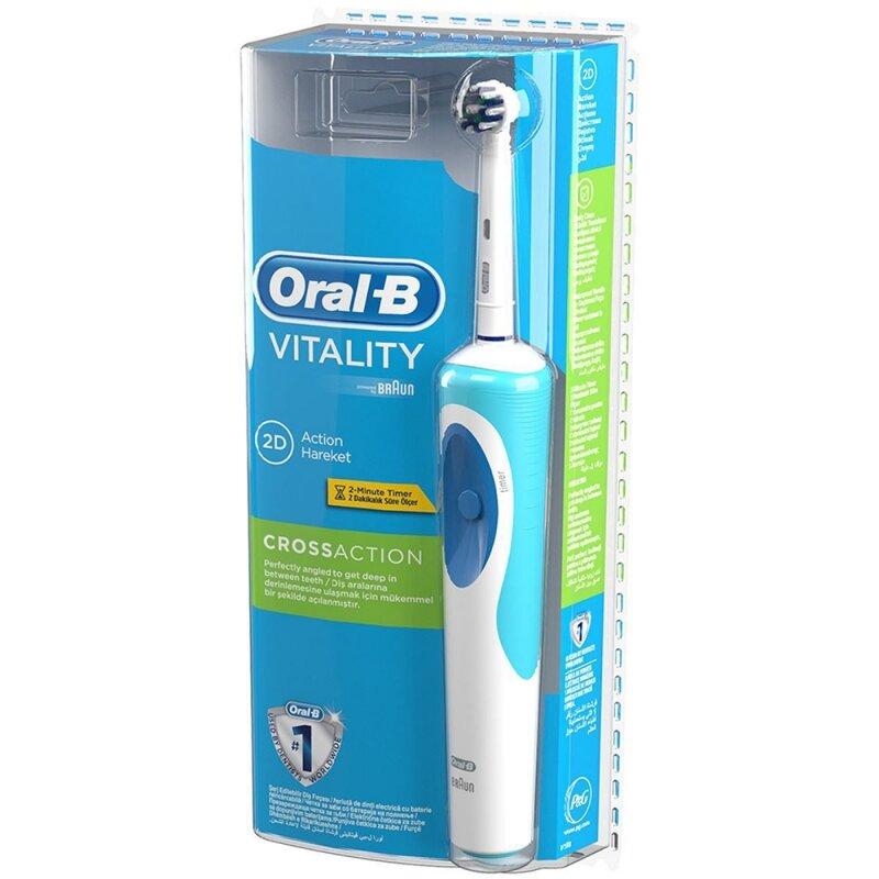 Oral B là thương hiệu sản xuất bàn chải đánh răng số 1 thế giới