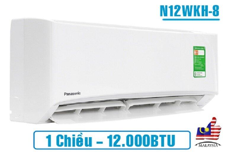 Điều hòa Panasonic 1 chiều 12000BTU N12WHK-8