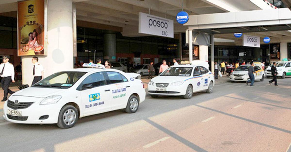 Số điện thoại các hãng taxi sân bay Tân Sơn Nhất và kinh nghiệm đi giá rẻ cho Tết 2019