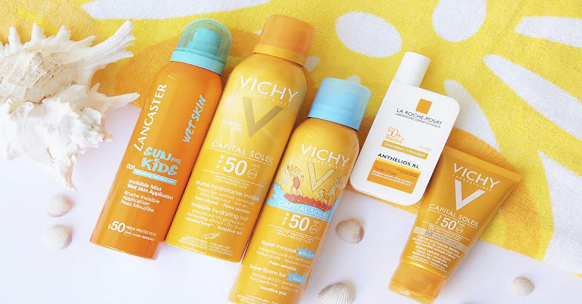 Sở hữu làn da khoẻ mạnh với TOP kem chống nắng bổ sung độ ẩm cần thiết cho da