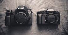 So kè Canon vs Fujifilm: Nên mua máy ảnh của hãng nào?