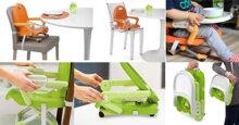 So sánh 10 loại ghế ăn dặm dòng Booster Seat phổ biến trên thị trường hiện nay