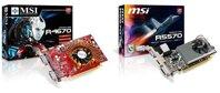 So sánh 2 card màn hình MSI R4670-MD1G và MSI R5570-MD1G