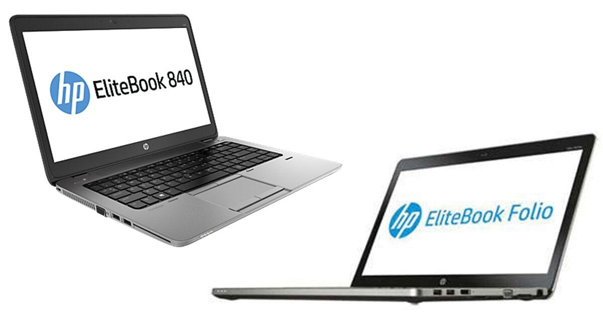 So sánh 2 chiếc laptop HP Elitebook 840 G1 và Folio 9470m