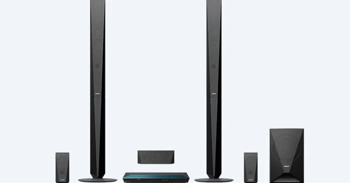 So sánh 2 dàn âm thanh của Sony: BDV-E4100 và BDV-6100
