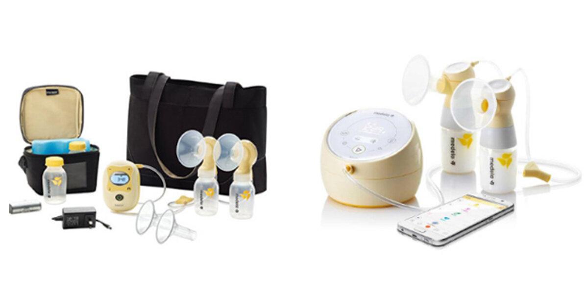 So sánh 5 loại máy hút sữa Medela và gợi ý lựa chọn máy hút sữa Medela tốt nhất cho mẹ bỉm sữa