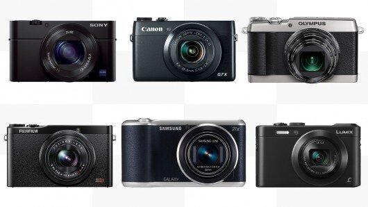 So sánh 6 chiếc máy ảnh compact tốt nhất năm 2014 (Phần 2)