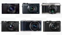 So sánh 6 chiếc máy ảnh compact tốt nhất năm 2014 (Phần 1)