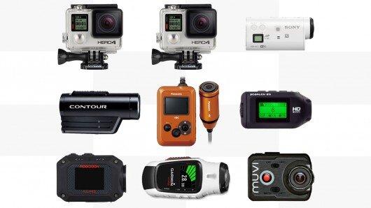 So sánh 9 máy quay hàng đầu trong năm 2014 (Phần 1)
