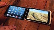 So sánh Acer Iconia Tab 8 và siêu phẩm iPad mini 3